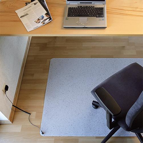 Antistatik-Bodenschutzmatte Rollstat für Holzboden