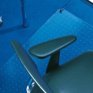 Antistatik Bodenschutzmatte Transstat für Teppich