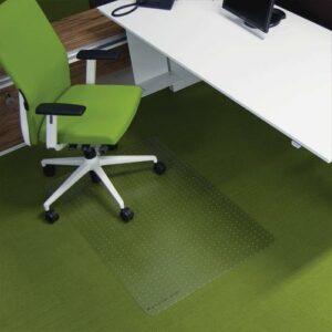 Bodenschutzmatte mit Ankernoppen für Teppich