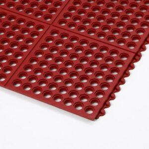 Stecksystem Cushion Ease Red