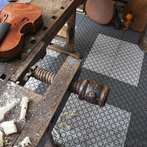Einsatz in Werkstatt oder Hobbykellern