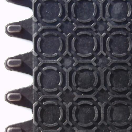 Highheel MasterFlex Detail der Oberseite