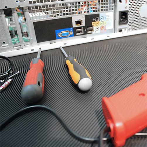 Isolationsmatte Switch BS Schutz vor elekt. Schlag