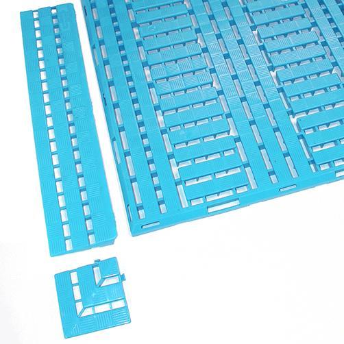 Work Deck Module blau