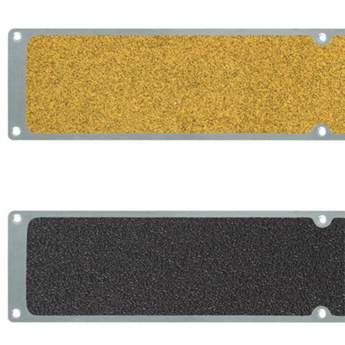 Aluminiumplatten-Antirutsch mit Bohrlöchern