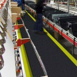 Anti-Ermüdungsmatten für trockene, nasse und ölige Arbeitsplätze