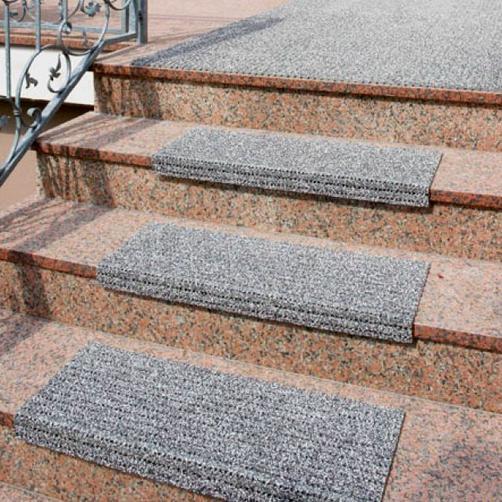 Antirutsch Treppenstufenmatten PVC Granulat