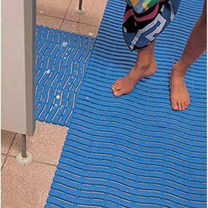 Hygienematten & Schwimmbadmatten für Barfußbereiche