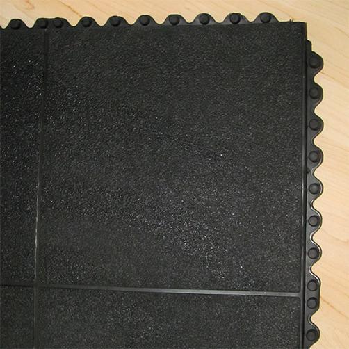 ESD-Gummimatte-Stecksystem
