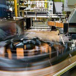 Industrie-Gummimatten und Gummiplatten