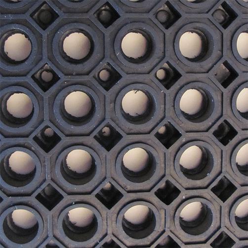 Octoflex Kleinwabenmatte von oben