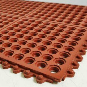 Bodenplatten Stecksystem oelbestaendig