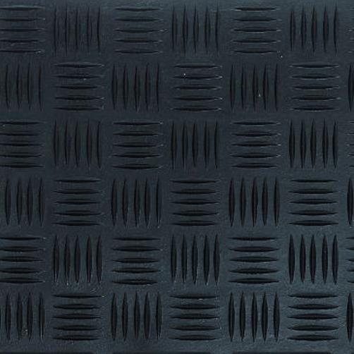 Gummi-Stufenmatten Detail Profil