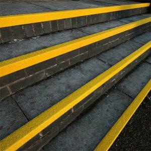 Treppenkantenprofil GFK