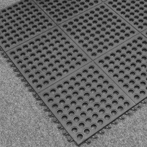 Wabenmatten-Stecksystem Einzelplatten