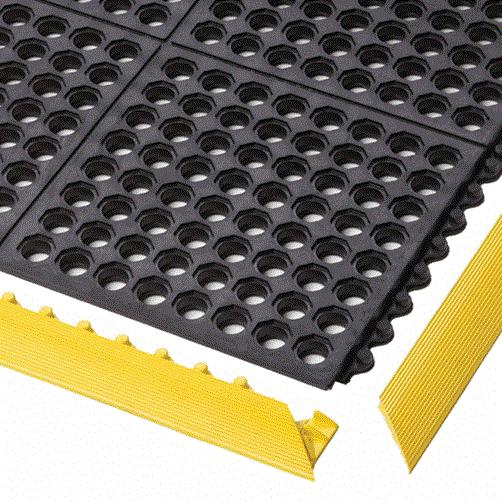 Stecksystem Cushion Ease mit Auffahrleisten