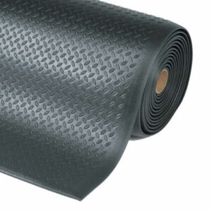 Anti-Ermüdungsmatte Diamond Soft schwarz