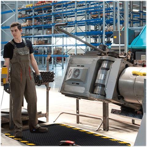 ESD-Industriematte