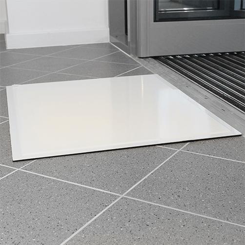Reinraum-Klebematte Clean-Step als Staubbindematte