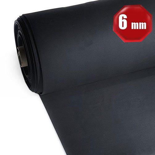 6mm Zellkautschuk