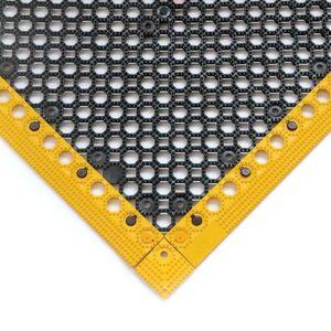 Steckfliesen Yoga Grid mit R12