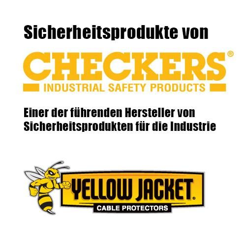 Checkers Sicherheitsprodukte Yellow Jacket