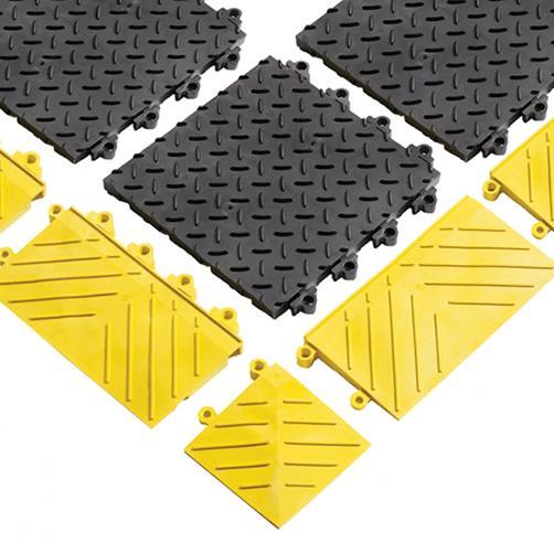 Diamond Flex Lok Solid Tränenblech-Platten