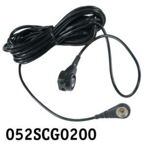 Erdungskabel für ESD Tischmatte oder Handgelenksband