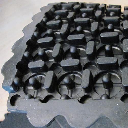 Bodenplatte Unterseite