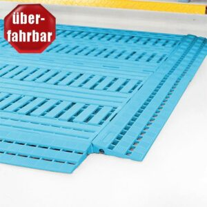 Fußbodenrost Work-Deck überfahrbar