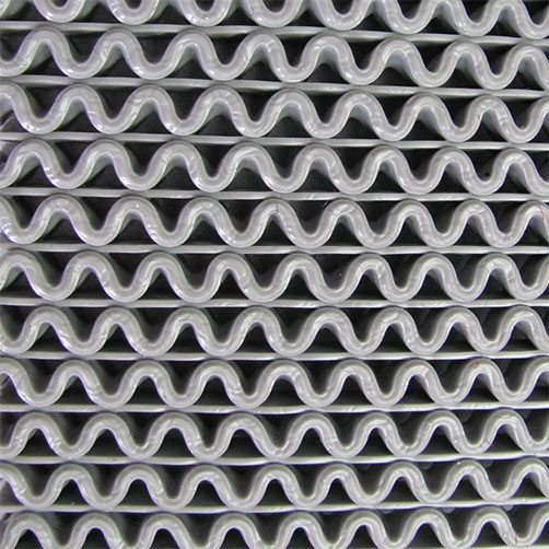 Antirutschmatte mit wellenförmiger Oberfläche
