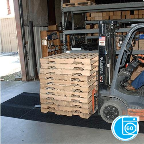Industrie-Sauberlaufmatte Lif-Truck
