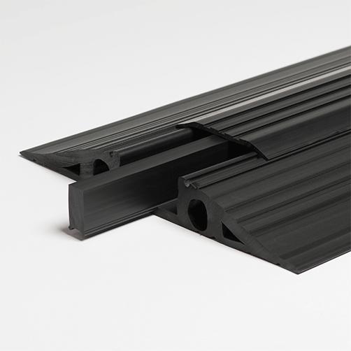 Vario-Kabelbrücke komplett schwarz