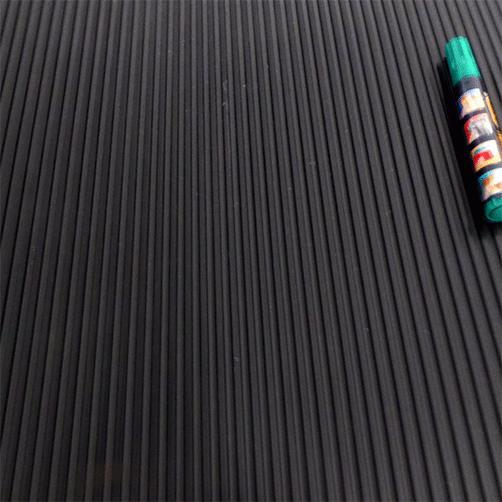 Breitrillenläufer Specialflex Rillenstruktur