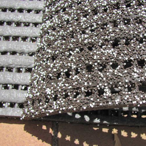 Sicherheitsmatte PVC-Granulat